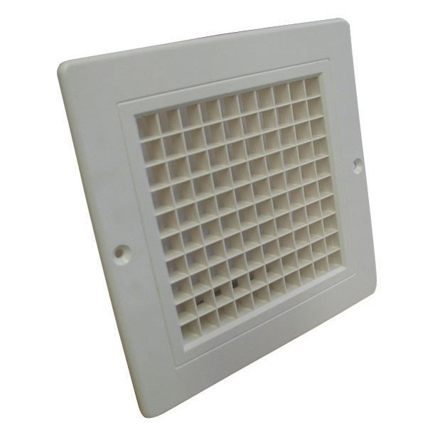 Metal Egg Crate Grille : Egg crate grilles