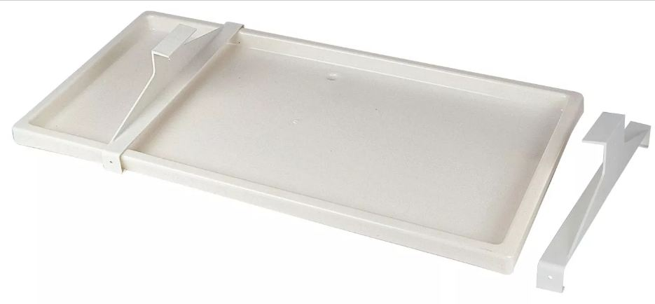 Condensing Unit Tray (Plastic) 940mm