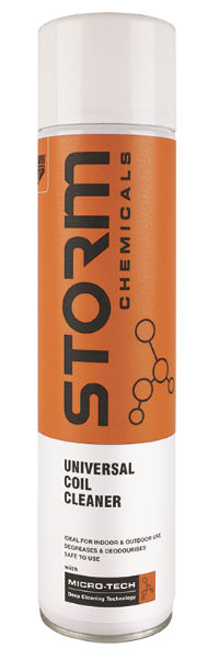 STORM Universal Coil Cleaner Aerosol 600ml