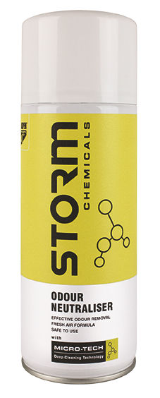 STORM Odour Neutraliser Aerosol 400ml