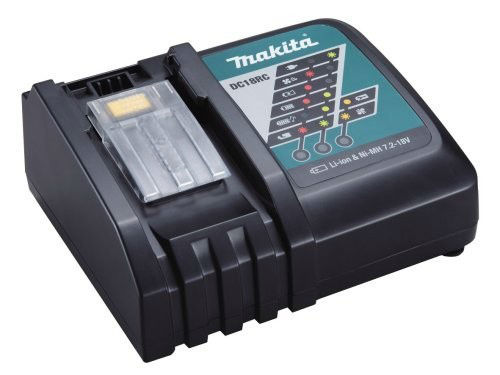 ZoomLock Makita 18v Battery Charger