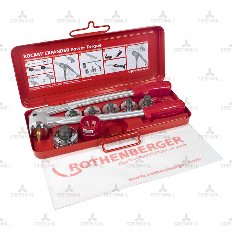 Rothenberger Tube Expander Set 12318