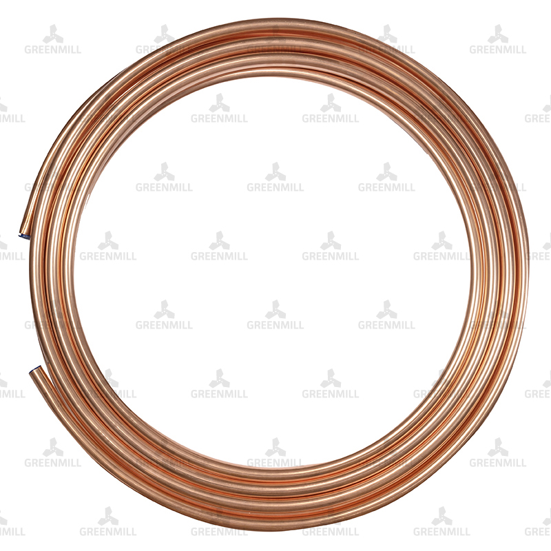 Copper Soft Coils 7/8