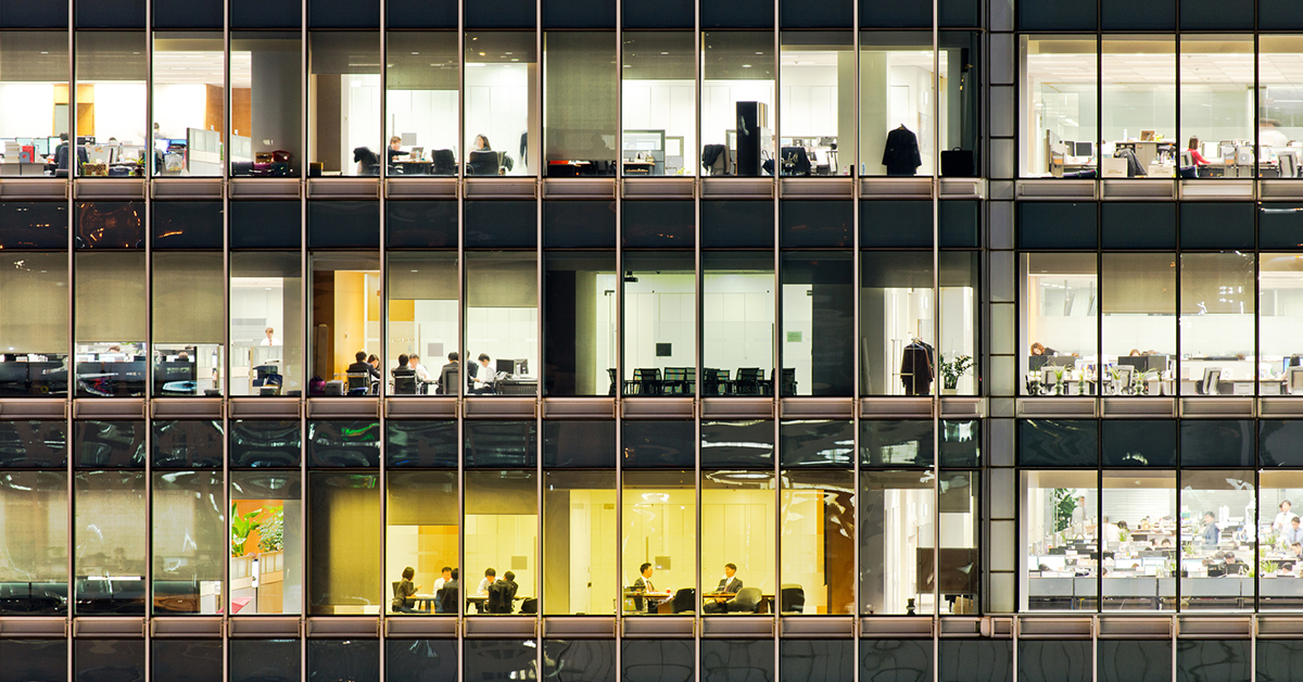 Should Air Conditioning be Compulsory in the Office?
