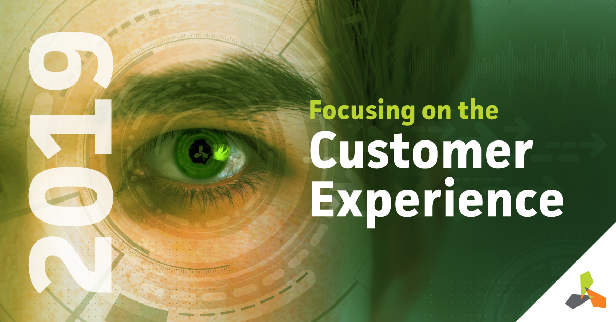 Focusing on the Customer Experience...