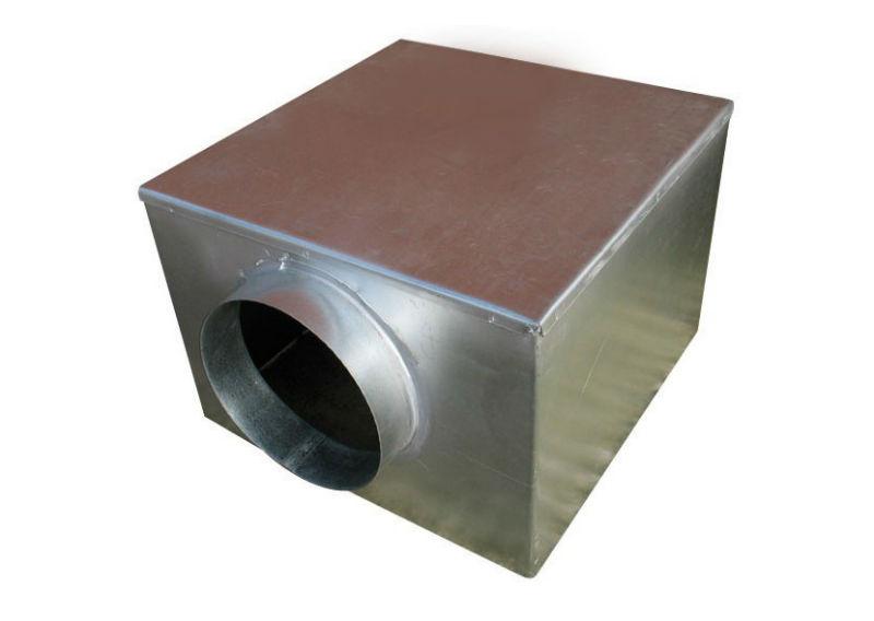 Metal Plenums