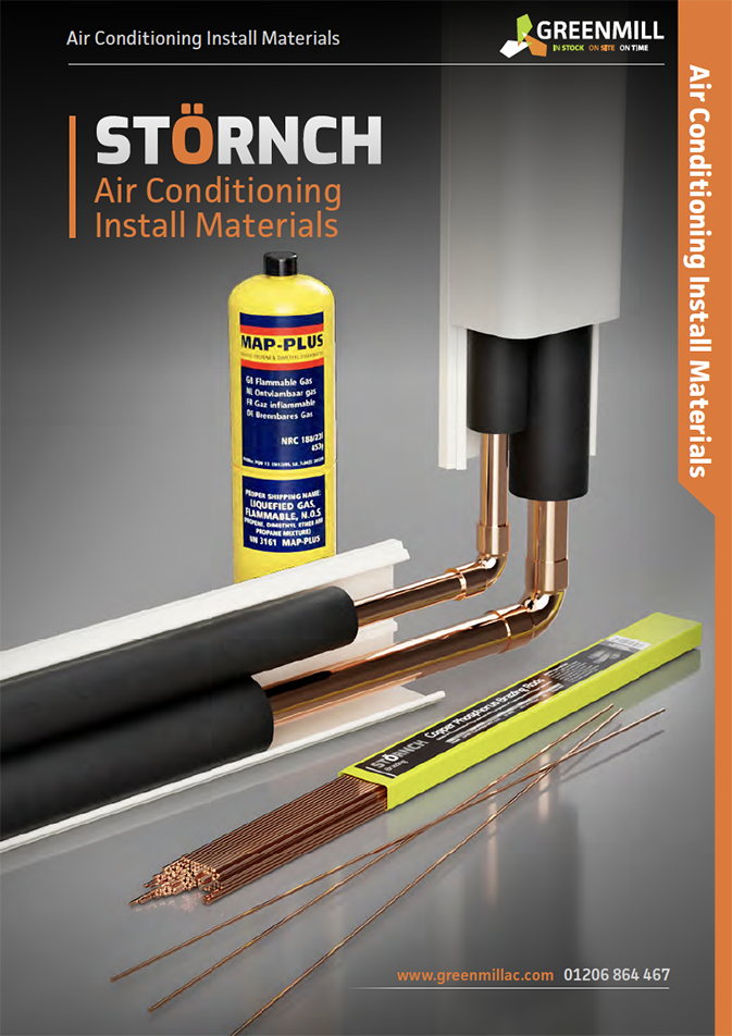 Air Conditioning Install Catalogue