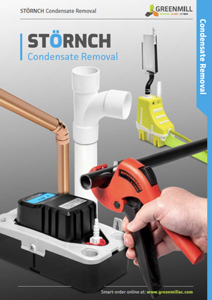 Condensate Removal Catalogue