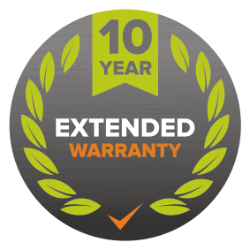 extended product warranty now up to 10 years