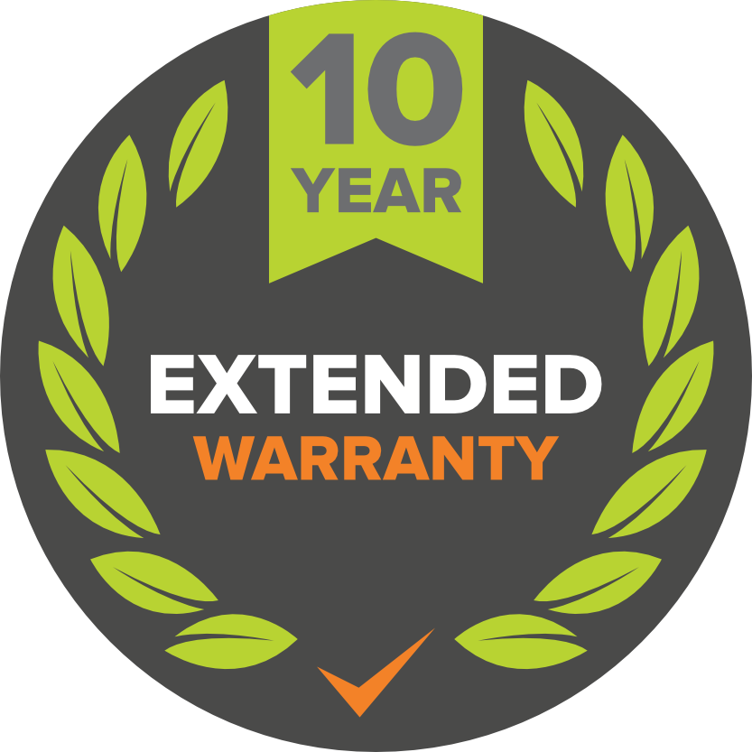 Extended product warranty